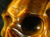 Tigerauge Kristallschädel