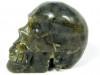 Drachenschädel aus Kristalldruse