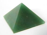 Grüne Aventurin Pyramide