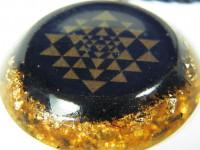 Sri Yantra Amulett