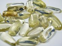 Rauchkopf-Citrin Kristall