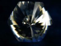 Vogel Cut Kristall 24-6-12seitig