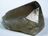 Schwarze Morion Kristall Stufe XL
