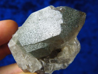 Bergkristall Schwimmerkristall aus der Schweiz