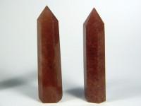 Bergkristall Spitze poliert 11cm