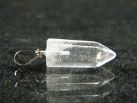Bergkristall Spitze poliert 3cm