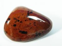 Mahagoni-Obsidian Trommelstein XL