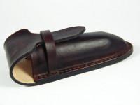 Vogel Cut Kristall 6-seitig