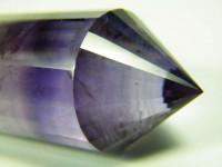 Amethyst Vogel Cut Kristall 24-seitig XL