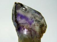Gelber Kaktur-Amethyst aus Südafrika