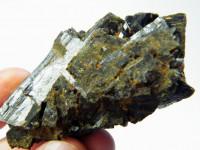 Grüner Turmalin Kristall
