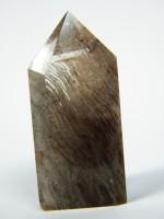 Polierter Bergkristall 328g