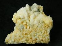 BergkristallStufe mit Pyrit und Zinkblende aus Rumänien
