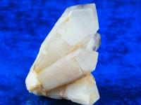 Bergkristallstufe mit Phantom und Hämatit