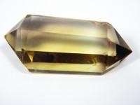 Phantom-Citrin Doppelender Kristall XL