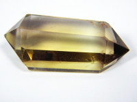 Citrin Doppelender Kristall 7-8cm