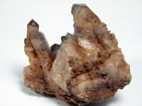 Klare Bergkristallstufe aus Brasilien