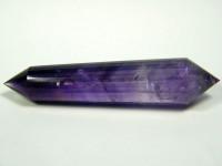 Amethyst Vogel Cut Kristall 12-seitig