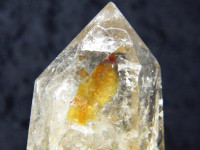 Polierter Rauchquarz Kristall 17,2cm