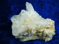 Bergkristallstufe aus Tibet 1,2kg