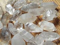 Doppelender Bergkristall Natur