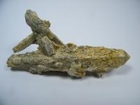 Skelettquarz aus Tibet