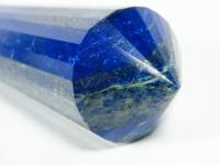 Lapislazuli Vogel Cut Kristall 24-seitig XL