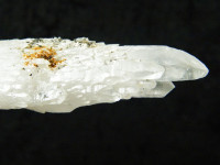 Bergkristall Stufe mit Bournonit aus Rumänien