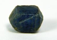 Blauer Saphir Rohkristall