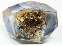 Amethyst Energie-Polyeder