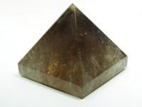 Rauchquarz Pyramide 347g