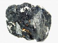 Schwarzer Turmalin Kristall 371g