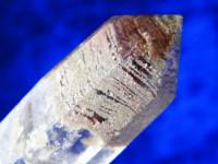 Lodolith Doppelender Kristall