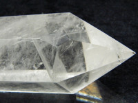 Bergkristall Doppelender XL poliert