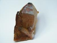 Rote Phantom-Bergkristall Stufe aus Südafrika