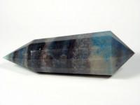 Lapislazuli Vogel Cut Kristall 12-seitig