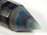 Klarer Vogel Cut Kristall 16-seitig