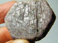 Rubin Kristall Natur