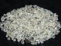 Bergkristall Trommelsteine klein 100g