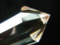 Laser Vogel Cut Kristall 12-seitig