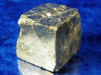 Großer Pyrit Würfel aus Spanien