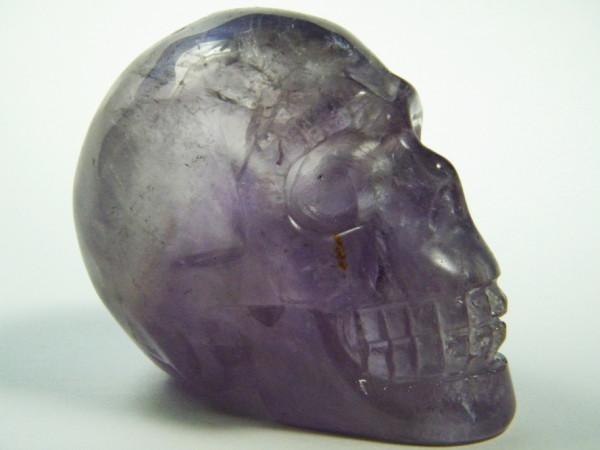 Amethyst Kristallschädel