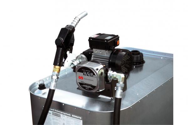 Dieselmatic plus 100 Typ S mit Digital-Durchlaufzähler