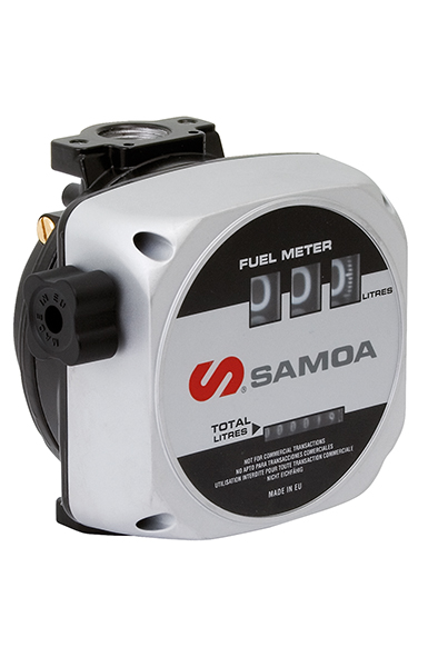 Digital-Durchlaufzähler für Dieselmatic plus 60/70