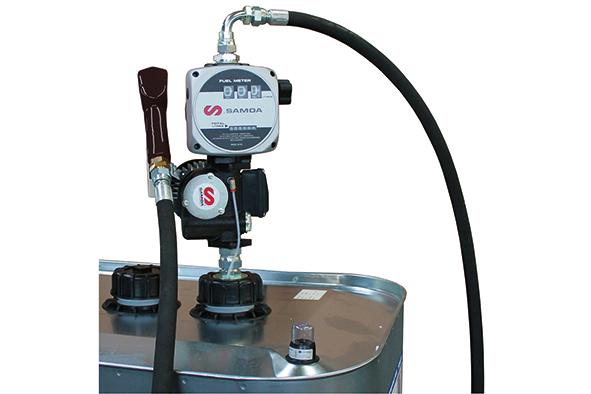 Set Dieselmatic plus 60 Typ S mit Digital-Durchlaufzähler