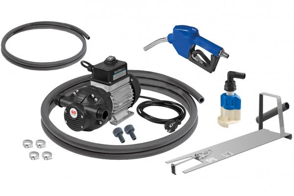 Bluematic EMP-230V IBC u. 200l CDS/SEC, Automatik-Zapfpistole