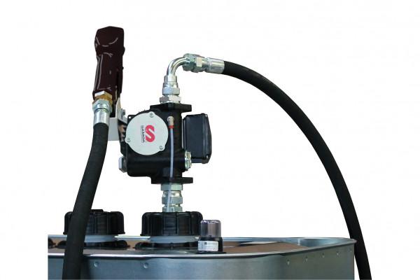 Dieselmatic plus 70 Typ S mit Digital-Durchlaufzähler