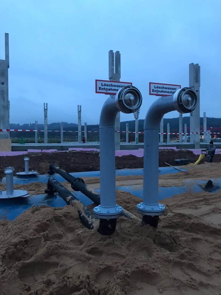 Löschwassertanks 2x100cbm Bild 4