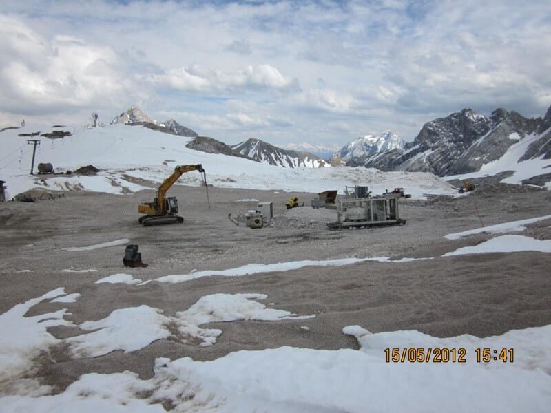 Löschwassertank Zugspitze Bild 3