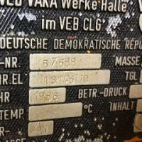 VAKA-Halle Sonderbau Tankanlage